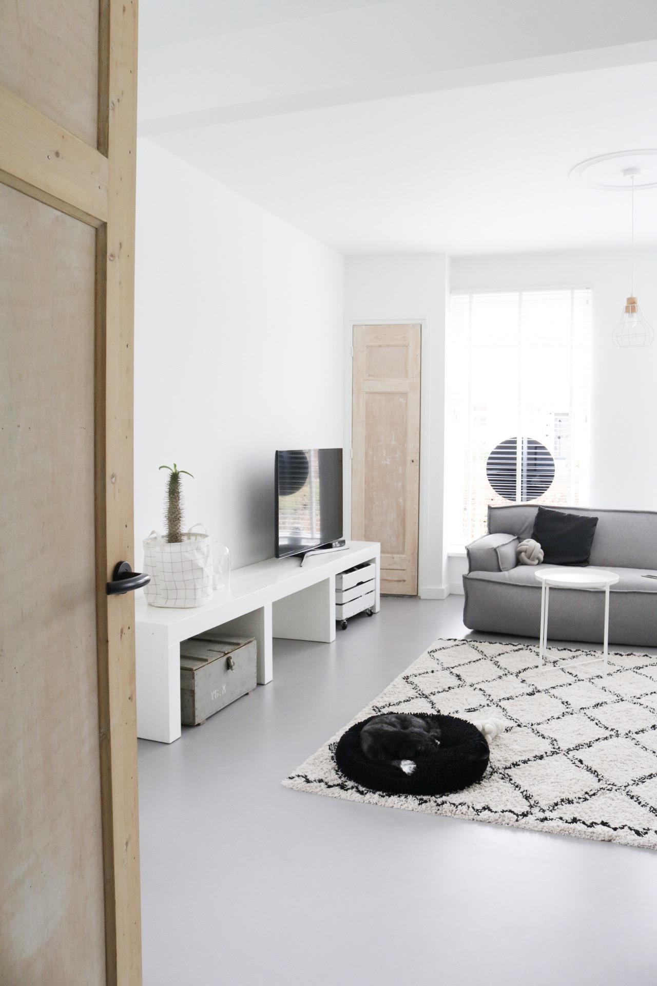 merlin, binnenkijken, huisje, renovatie, oude deuren